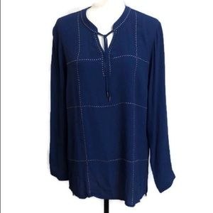 TRIBAL Ladies Long and Loose Tunic Size M